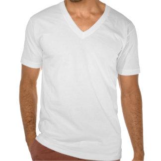 Créez le V-cou américain de l'habillement de vos T-shirts