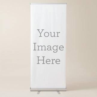 Créez vos propres banderole rétractable