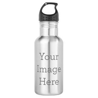Créez vos propres bouteille d'eau en acier inoxydable