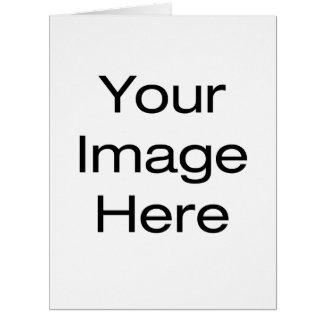 Créez vos propres carte de vœux grand format