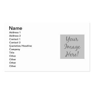 Créez vos propres cartes de visite professionnelles