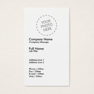 Créez vos propres cartes de visite