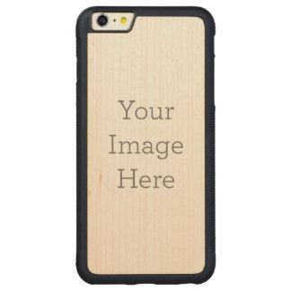 Créez vos propres coque carved® pare-chocs en érable pour iPhone 6 p
