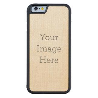 Créez vos propres coque iPhone 6 bumper en érable