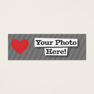 Créez vos propres mini carte de visite