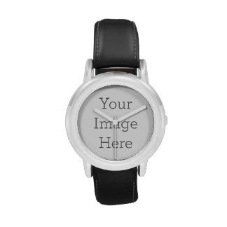 Créez vos propres montres
