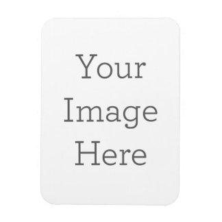 Créez votre propre aimant de la meilleure qualité magnet rectangulaire avec photo