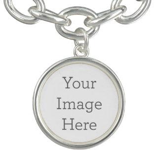Créez votre propre bracelet de charme de cercle