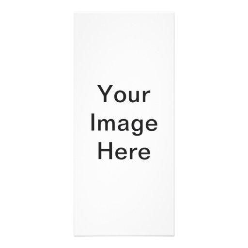 Créez votre propre carte de support cartes doubles customisables