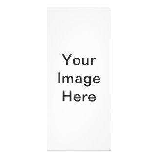 Créez votre propre carte de support modèle de carte double