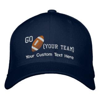 Créez votre propre casquette du football casquette de baseball