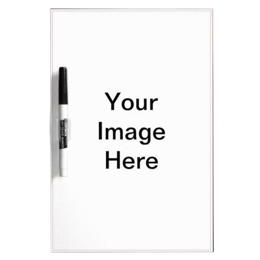 Créez votre propre conseil sec d'effacement tableau blanc effaçable à sec