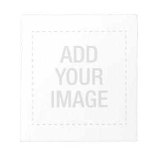 Créez votre propre customizeable fait sur commande bloc mémo