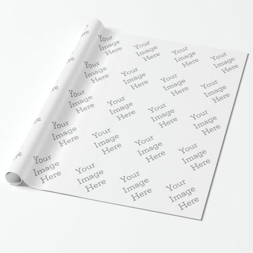 Créez votre propre papier d'emballage de motif de papiers cadeaux