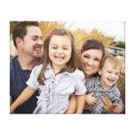 Créez votre propre photo de famille impressions sur toile