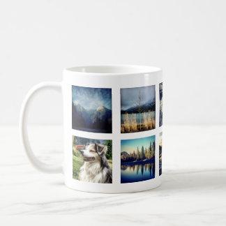 Créez votre PROPRE photo faite sur commande Mug Blanc