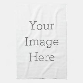 Créez votre propre serviette de cuisine serviettes éponge