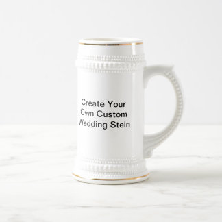 Créez votre propre Stein l'épousant fait sur Tasse À Café