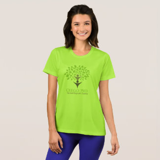 CREGO PMD Green Womens T T-Shirt