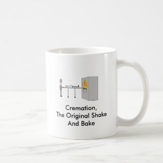 Cremation Coffee Mug