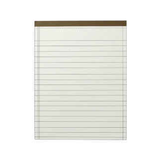 Creme Colored Notes