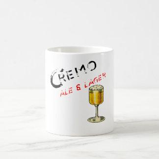 Cremo Ale & Lager Beer Magic Mug