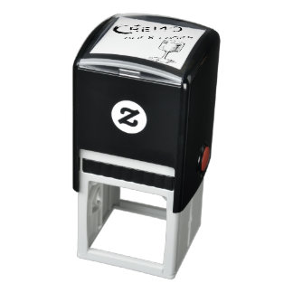 Cremo Ale & Lager Beer Self-inking Stamp