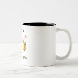 Cremo Ale & Lager Beer Two-Tone Coffee Mug