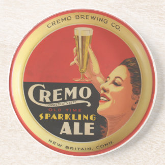 Cremo Brewing Co. Coaster