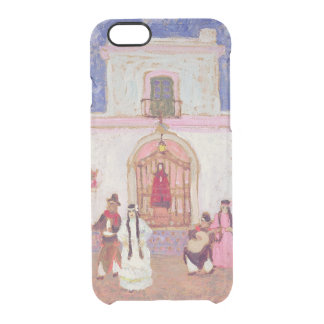 Creole Dance, before 1927 Clear iPhone 6/6S Case