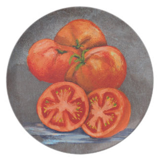Creole Tomatoes Plate