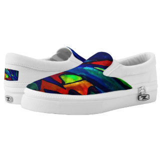 Crepuscular Light Slip-On Sneakers