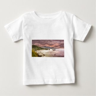 Crescent Beach from Ecola State Park Baby T-Shirt