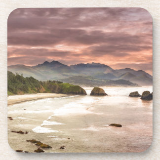 Crescent Beach from Ecola State Park Coaster