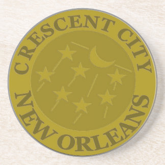 Crescent City New Orleans Coaster