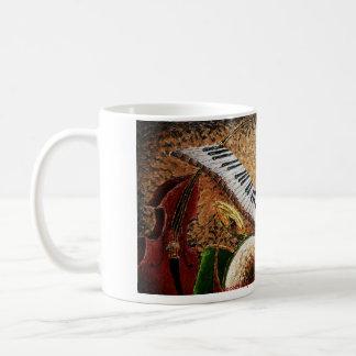 Crescent City Piano Coffee Mug
