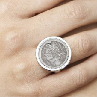 Crescent City Water Meter Cover Ring