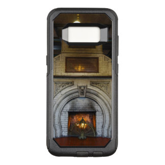 Crescent Hotel Fireplace OtterBox Commuter Samsung Galaxy S8 Case