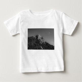 Crescent Moon and Buffalo Rock Baby T-Shirt