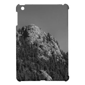 Crescent Moon and Buffalo Rock Case For The iPad Mini