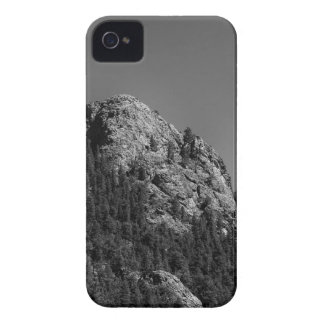 Crescent Moon and Buffalo Rock iPhone 4 Case-Mate Cases