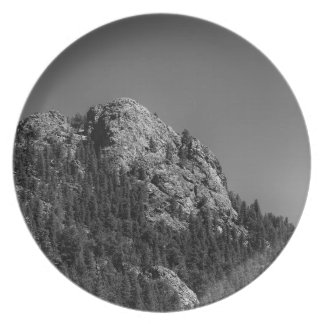 Crescent Moon and Buffalo Rock Plate