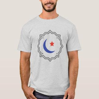 Crescent Moon & Star - T-Shirt