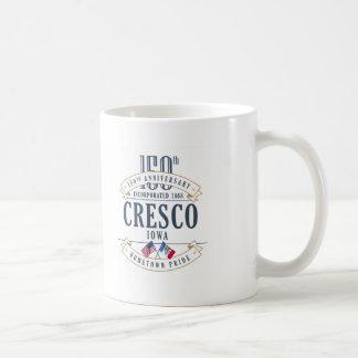 Cresco, Iowa 150th Anniversary Mug