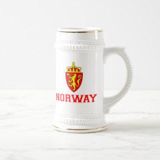 crest_nor_norway1 beer stein