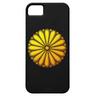 Crest of chrysanthemum iPhone 5 case