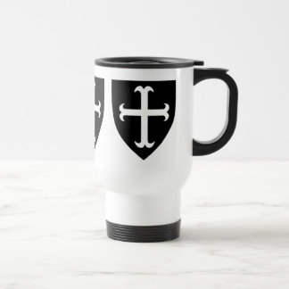 Crest of Coffee Travel Mug