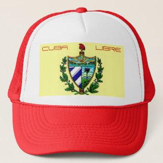 Crest of CUBA Hat