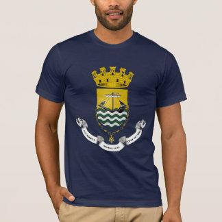 Crest of Lisbon Lisboa Portugal T-Shirt