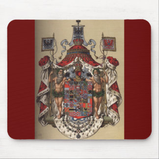 Crest of Prussia Mouse Pad